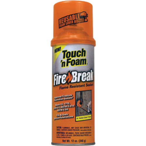 CONVENIENCE 4004501212 12OZ TOUCH N FOAM FIREBREAK INSULATING FOAM