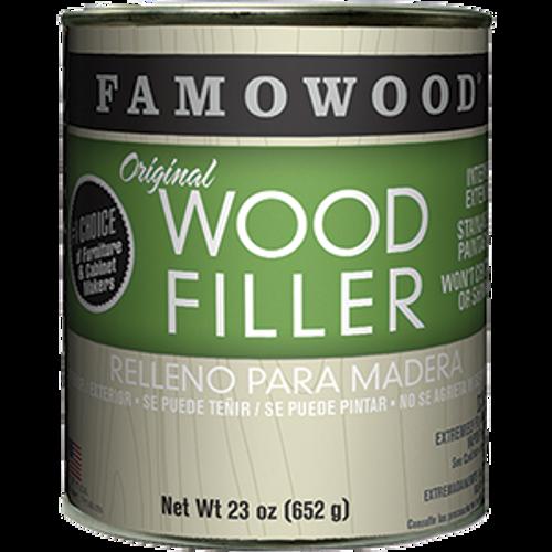 FAMOWOOD 36021122 PT MAHOGANY WOOD FILLER