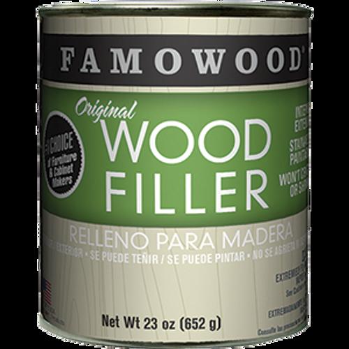 FAMOWOOD 36021126 PT NATURAL WOOD FILLER