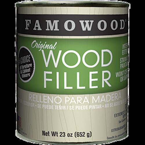 FAMOWOOD 36021128 PT OAK WOOD FILLER