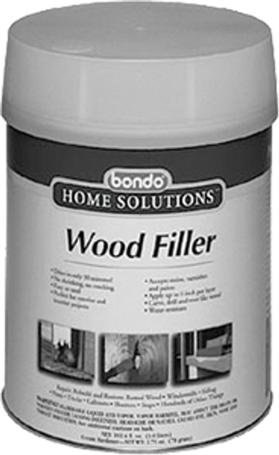 BONDO 20082 QT WOOD FILLER