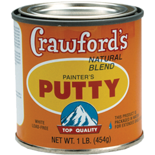 CRAWFORDS 31604 QT NATURAL BLEND PAINTERS PUTTY
