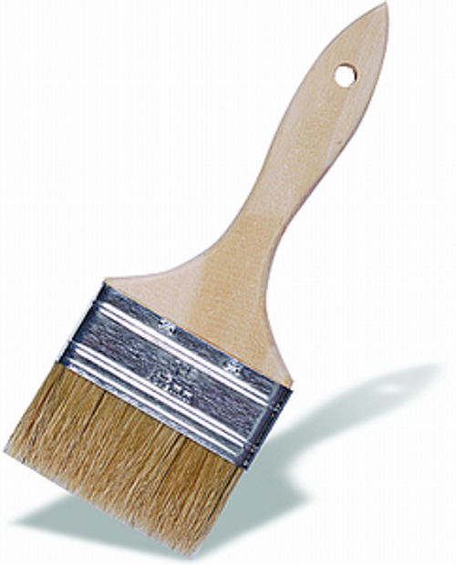 "MERIT PRO 00028 3"" WHITE BRISTLE CHIP BRUSH"