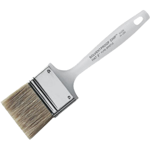 """WOOSTER 1147 1"""" SOLVENT PROOF CHIP BRUSH"""