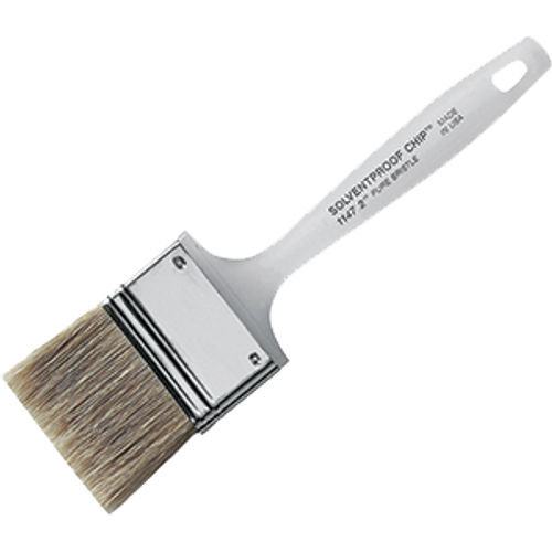 "WOOSTER 1147 2"" SOLVENT PROOF CHIP BRUSH"