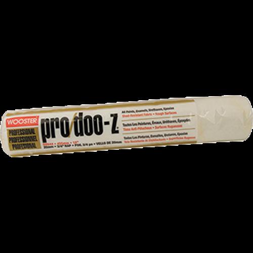 "WOOSTER RR644 18"" PRO/DOO-Z 3/4"" NAP ROLLER COVER"