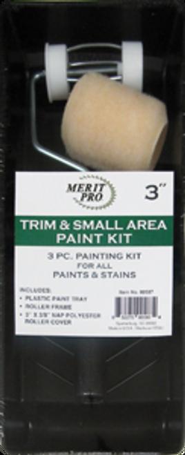 "MERIT PRO 00587 3"" TRIM & SMALL AREA PAINT KIT"