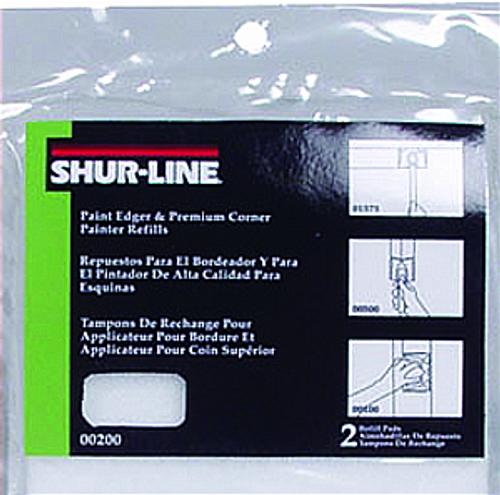 SHURLINE 200ZS 2 PACK EDGER REFILL FITS BOTH 00100 & 00500