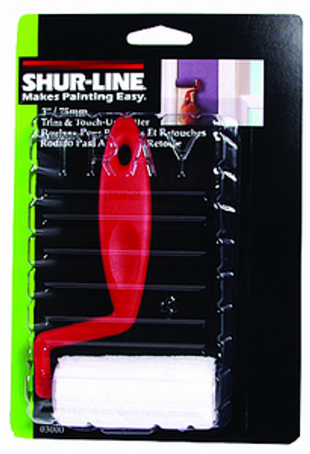 "SHURLINE 3000ZS 3"" TRIM ROLLER AND TRAY"