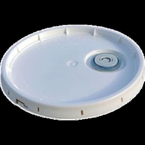 Encore 201095 5G White Lid w/ Senior Reike Flex Spout - 48ct. Case