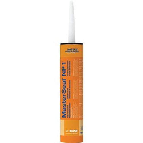 Masterseal 1025616 10 oz. Aluminum Gray NP-1 Sealant One Part Urethane