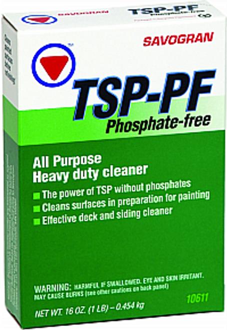 SAVOGRAN 10611 1LB TSP PHOSPHATE FREE HD CLEANER