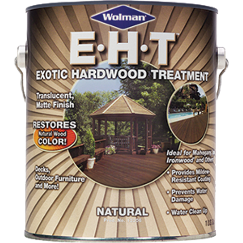 WOLMAN 12206 1G EHT EXOTIC WOOD TREATMENT