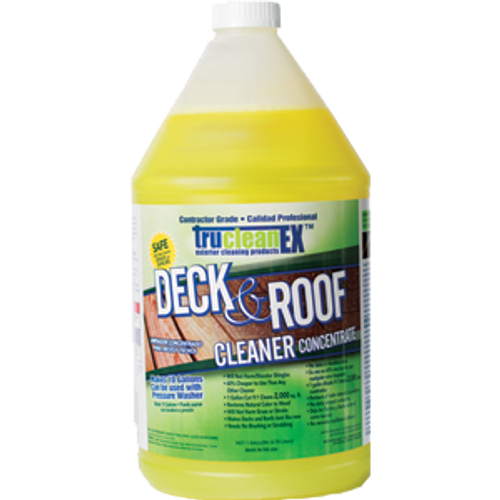 CFI 3214 1G TRUCLEANEX DECK & ROOF CLEANER CONCENTRATE
