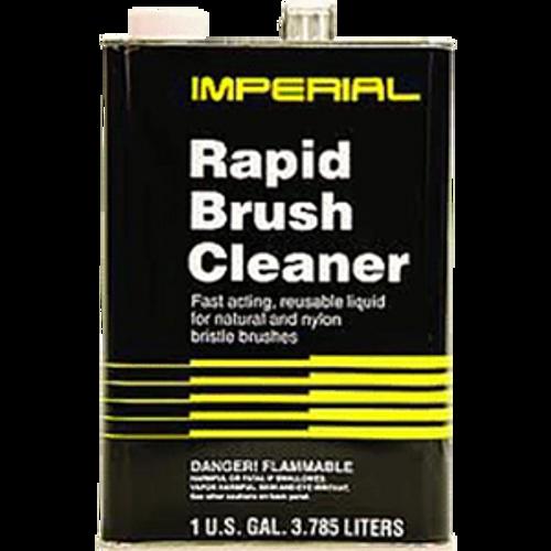 WILSON IMPERIAL 38084 QT RAPID BRUSH CLEANER - 6ct. Case
