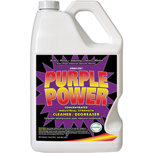 AIKEN CHEMICAL 4320P 1G PURPLE POWER INDUSTRIAL STRENGTH CLEANER DEGREASER