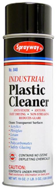 SPRAYWAY 848 19OZ SPRAY CAN PLASTIC CLEANER