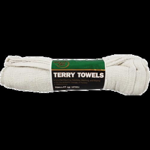 MERIT PRO #00812 TT6PMP 6PK TERRY TOWELS