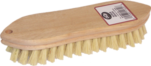 "DQB 11620 9"" TAMPICO POINTED END SCRUB BRUSH"