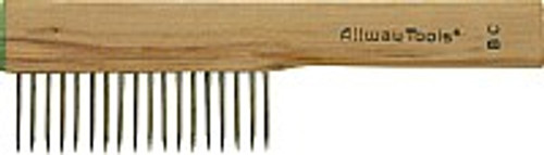 Allway BC Brush Comb Hardwood Handle