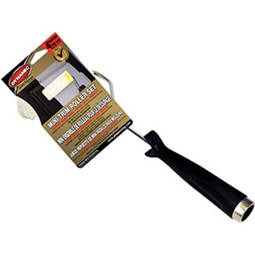 """Dynamic HM005334 4"""" Trim Roller w/ 12"""" Handle"""
