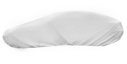 TRI PAPER O8105 12' X 24' FULL SIZE POLYPROPELYNE CAR COVER