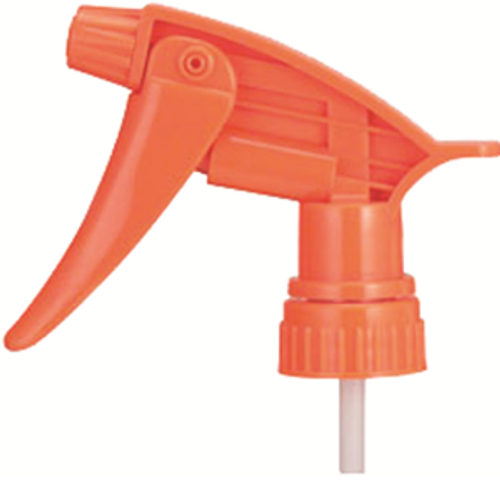 "TOLCO 110512 9-1/4"" ORANGE MODEL 320 TRIGGER SPRAYER INDUSTRY STANDARD DIP TUBE"