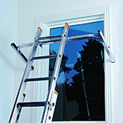 LOUISVILLE LADDER LP-2210-00 ALUMINUM LADDER STABILIZER ADJUSTABLE