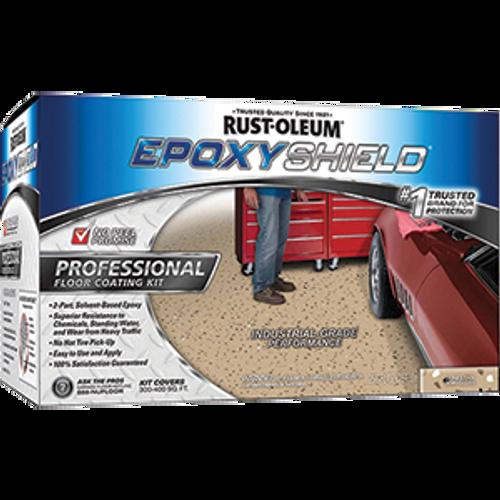 Rust-Oleum 238466 Dunes Tan Epoxyshield Professional Floor Kit