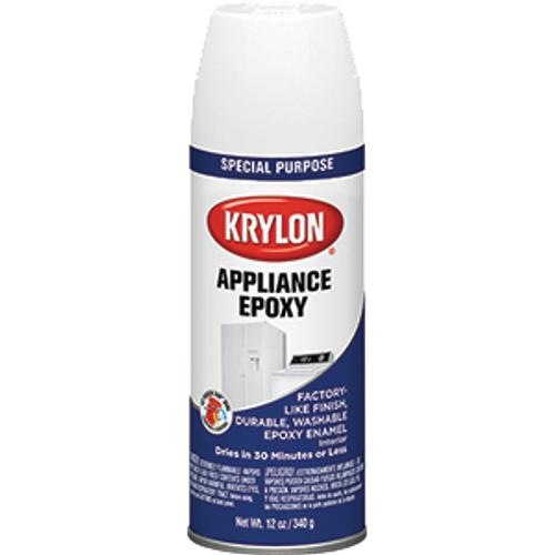 KRYLON 3201 12OZ WHITE APPLIANCE SPRAY
