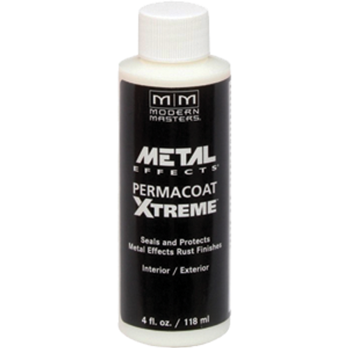 MODERN MASTERS AM20404 4OZ METAL EFFECTS PERMACOAT XTREME