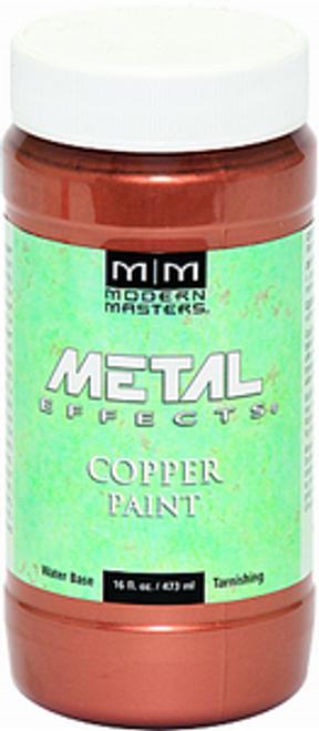 MODERN MASTERS ME149 16OZ COPPER REACTIVE METALLIC PAINT
