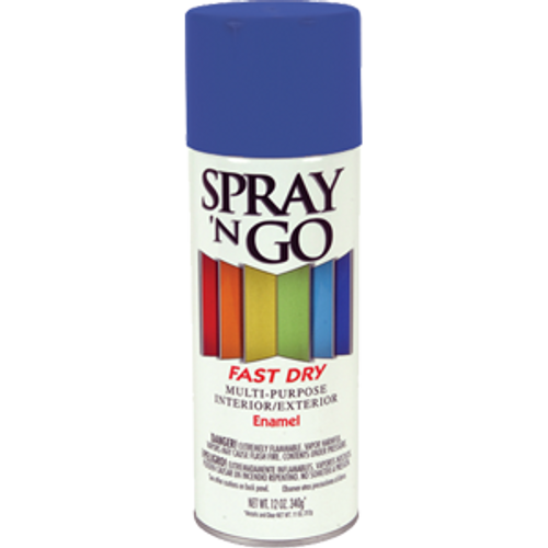 DERUSTO 51106830 12OZ TRUE BLUE SPRAY N GO SPRAY