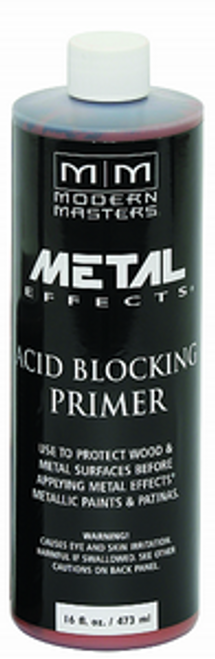 MODERN MASTERS AM203 16OZ METAL EFFECTS ACID BLOCKING PRIMER