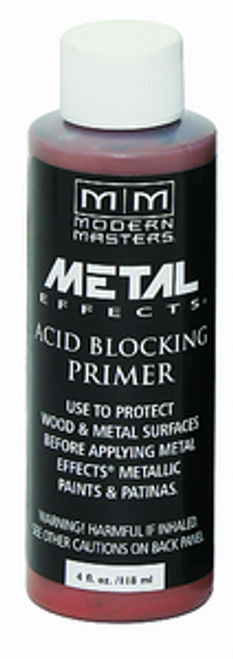 MODERN MASTERS AM203 4OZ METAL EFFECTS ACID BLOCKING PRIMER