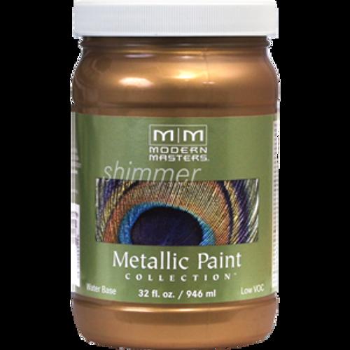 Modern Masters ME204 Qt Antique Bronze Metallic Paint