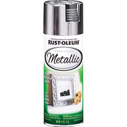 Rust-Oleum 1915830 11 oz. Silver Metallic Specialty Spray