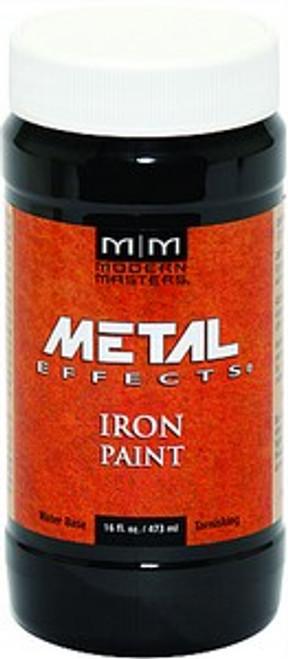 Modern Masters ME208 16 oz. Iron Reactive Metallic Paint