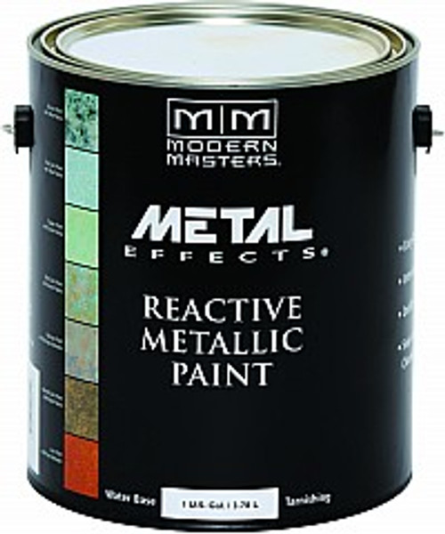 Modern Masters ME208 1G Iron Reactive Metallic Paint