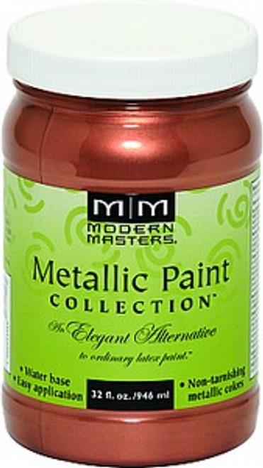 Modern Masters ME579 6 oz. Copper Penny Metallic Paint
