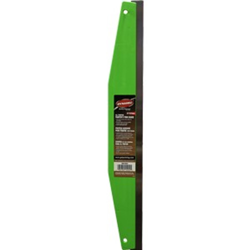 "Dynamic 11024 610mm (23"") Deluxe Painters Metal Edge Trim Guard"