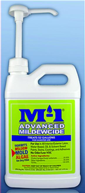 JOMAPS 00018 .5G M1 ADVANCED MILDEWCIDE PAINT ADDITIVE PUMP BOTTLE