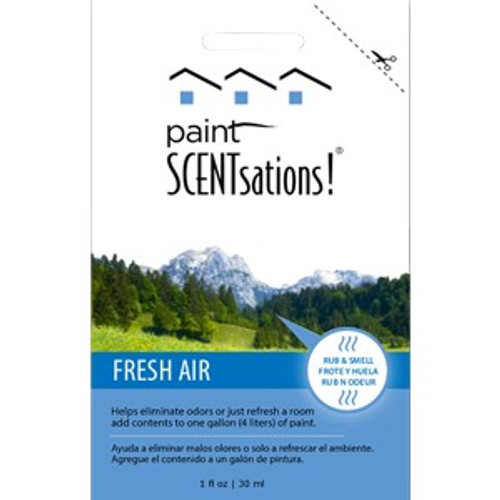 Paint Scentsations 103-01 1 oz. Fresh Air (FAP)