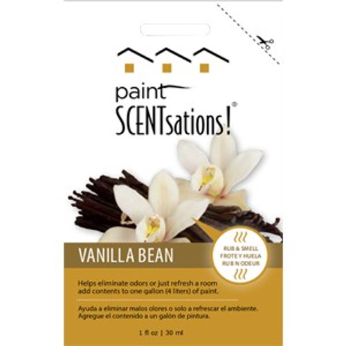Paint Scentsations 105-01 1 oz. Vanilla Bean (VBP)