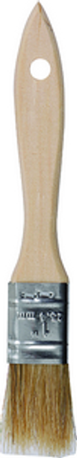 "MERIT PRO 00015 1"" WHITE BRISTLE CHIP BRUSH"