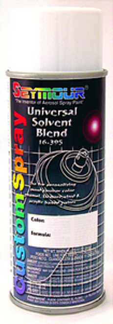 SEYMOUR 16-395 UNIVERSAL SOLVENT BLEND SPRAY CANS