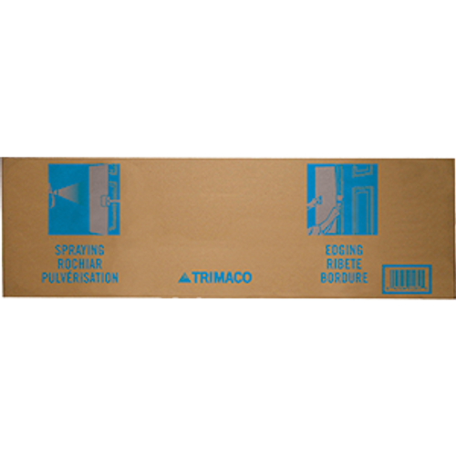 "TRI PAPER 01031 10"" X 31"" CARDBOARD SPRAY SHIELD PK 1/50"