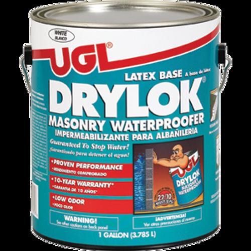 UGL 275 1G WHITE LATEX BASE DRYLOK WATERPROOFER READY MIXED