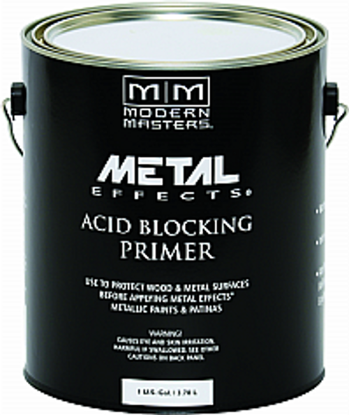MODERN MASTERS AM203 1G METAL EFFECTS ACID BLOCKING PRIMER