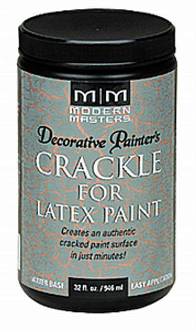 MODERN MASTERS DP601 QT CRACKLE FOR LATEX PAINT